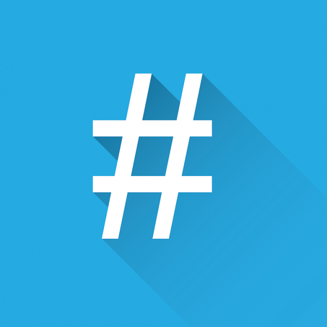 Zakaj in kako uporabljamo oznake # – hashtags?